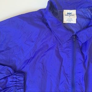 Helly Hansen Vintage rain jacket windbreaker